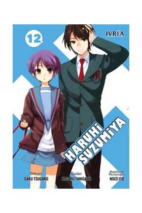 HARUHI SUZUMIYA 12 (COMIC)