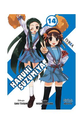 HARUHI SUZUMIYA 14 (COMIC)