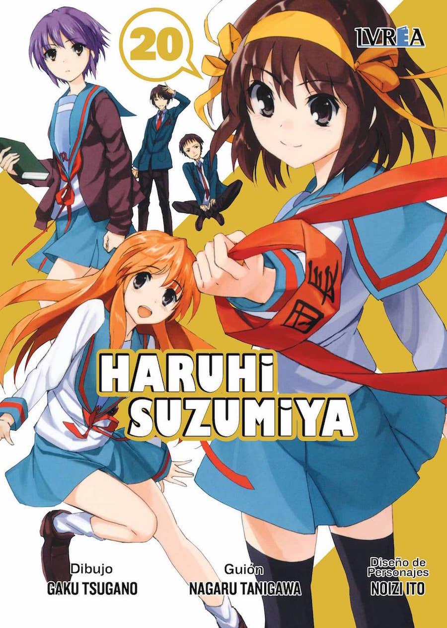 HARUHI SUZUMIYA 20 (COMIC)
