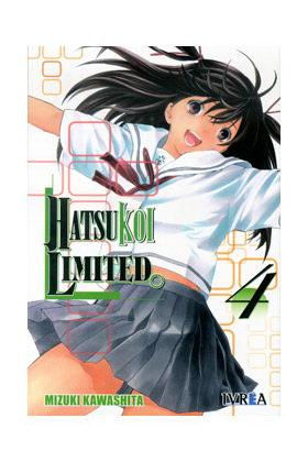 HATSUKOI LIMITED 04 (COMIC) (ULTIMO NUMERO)