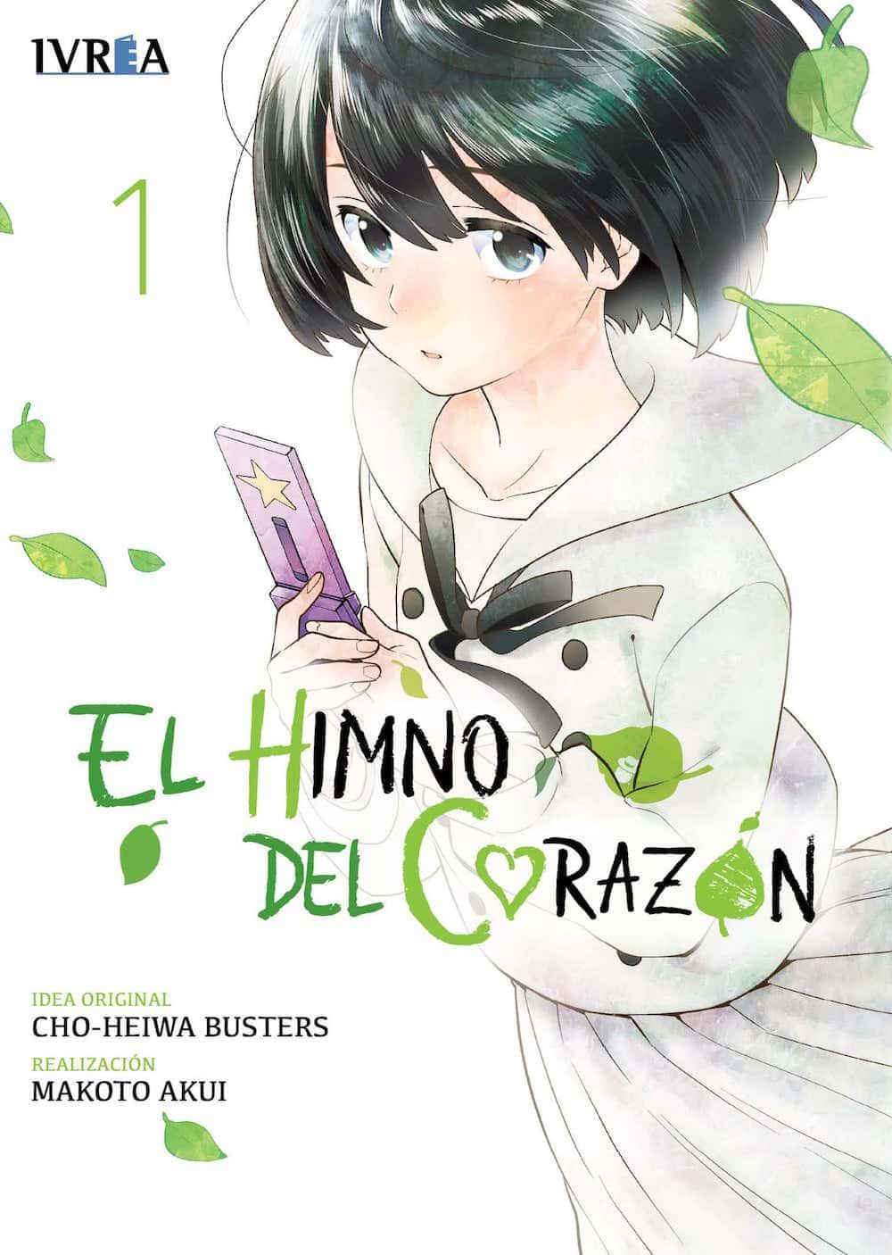 EL HIMNO DEL CORAZON 01 (COMIC)