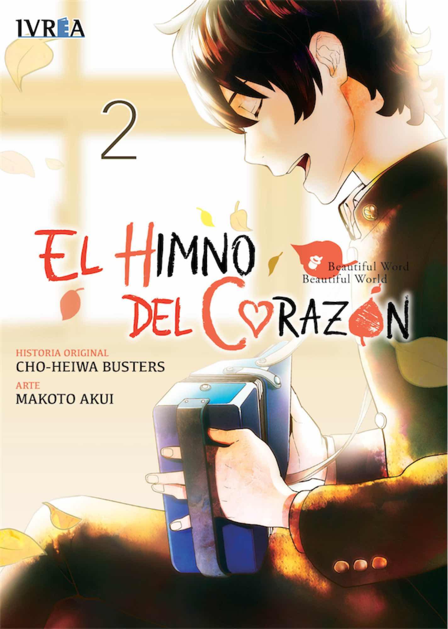 EL HIMNO DEL CORAZON 02 (COMIC)