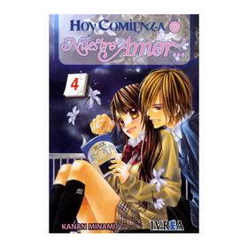 HOY COMIENZA NUESTRO AMOR 04 (COMIC)