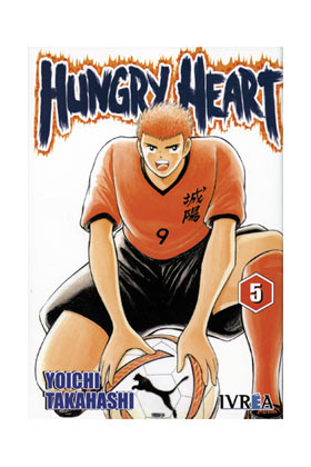HUNGRY HEART 05 (COMIC) (MANGA)