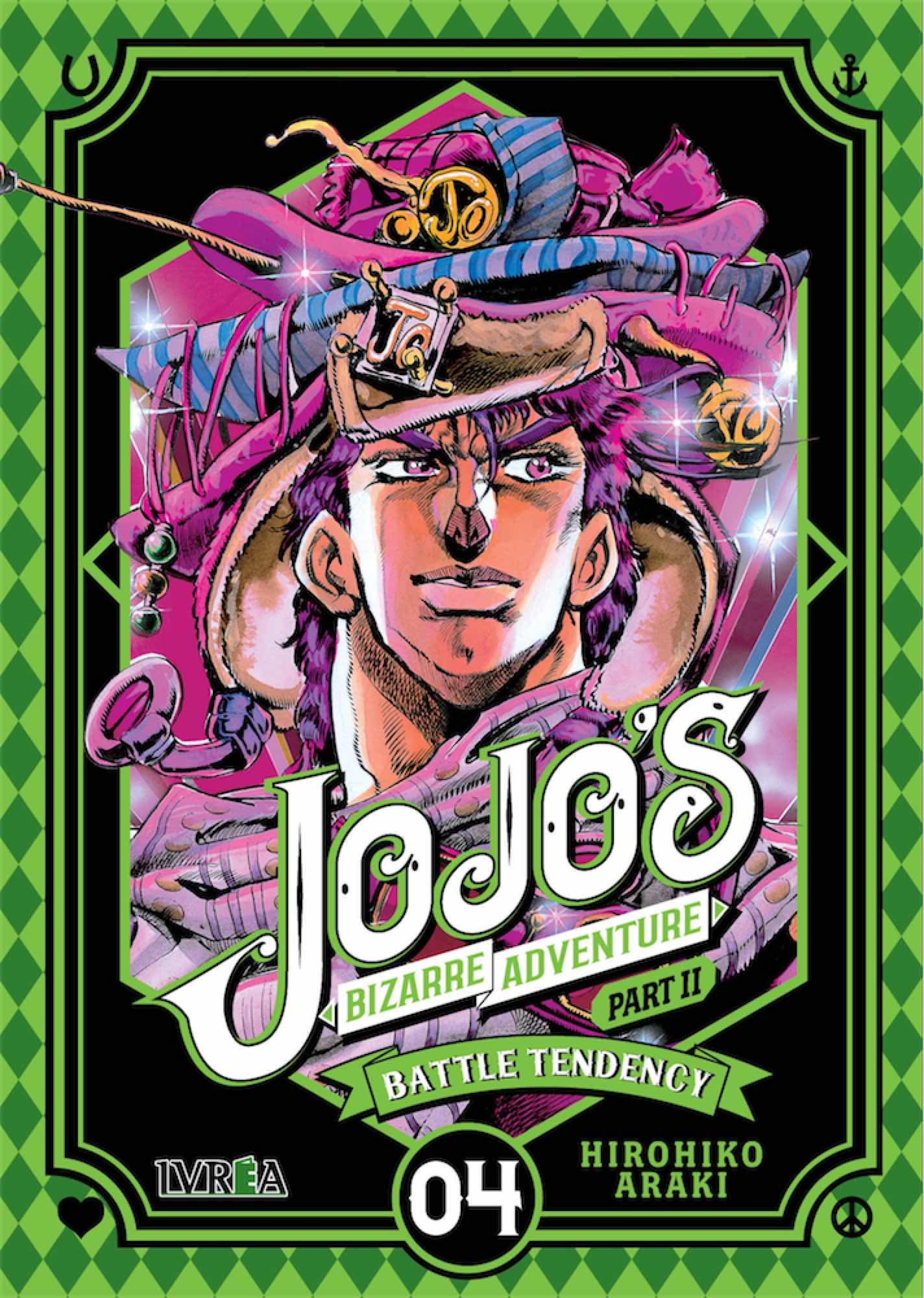 JOJO'S BIZARRE ADVENTURE PARTE 2: BATTLE TENDENCY 04