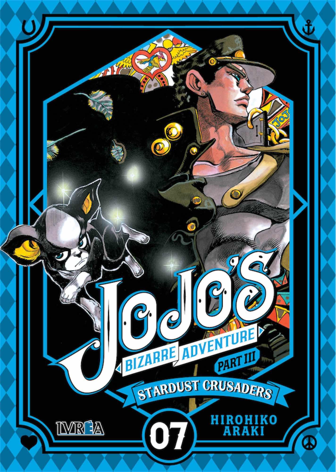 JOJO'S BIZARRE ADVENTURE PARTE 3: STARDUST CRUSADERS 07