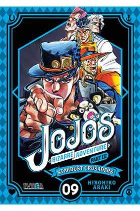 JOJO'S BIZARRE ADVENTURE PARTE 3: STARDUST CRUSADERS 09