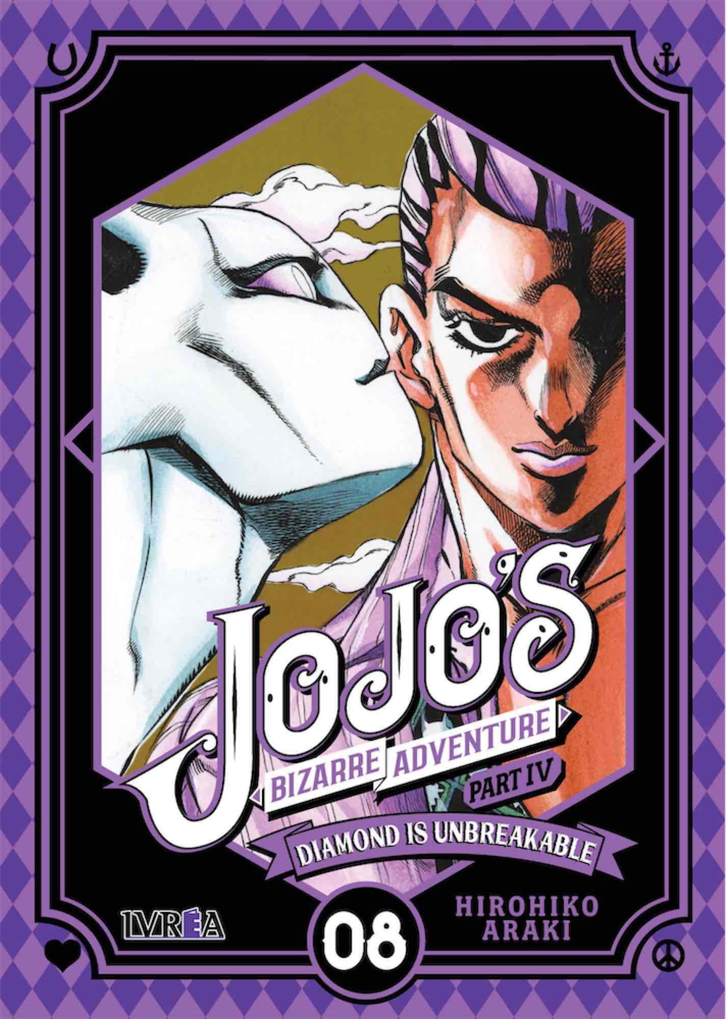 JOJO'S BIZARRE ADVENTURE PARTE 4: DIAMOND IS UNBREAKABLE 08