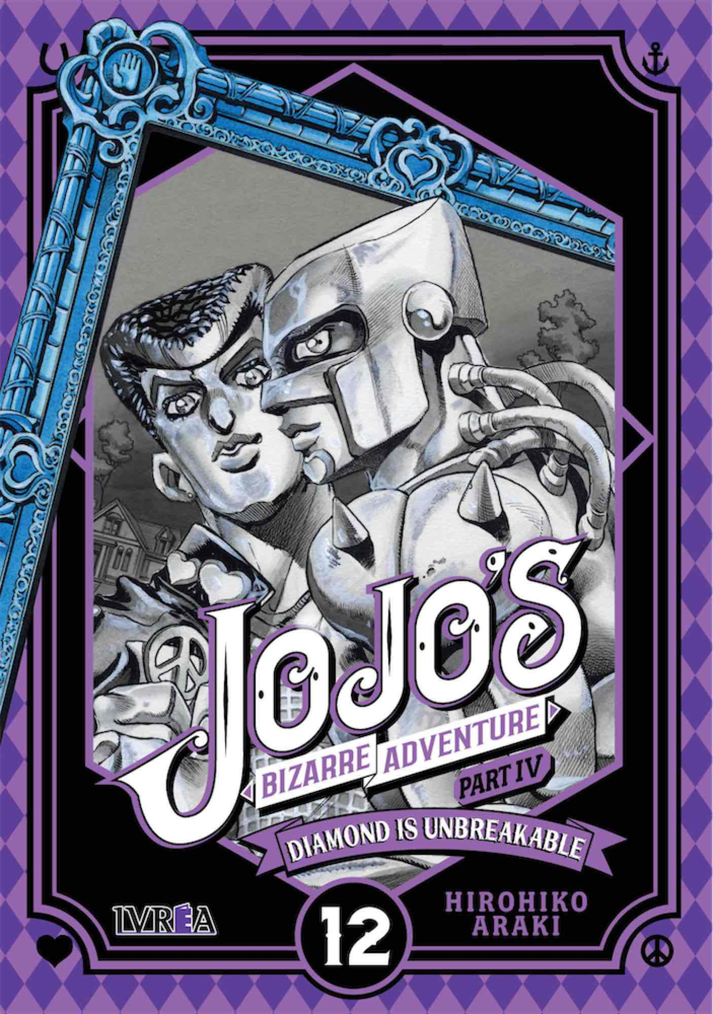 JOJO'S BIZARRE ADVENTURE PARTE 4: DIAMOND IS UNBREAKABLE 12