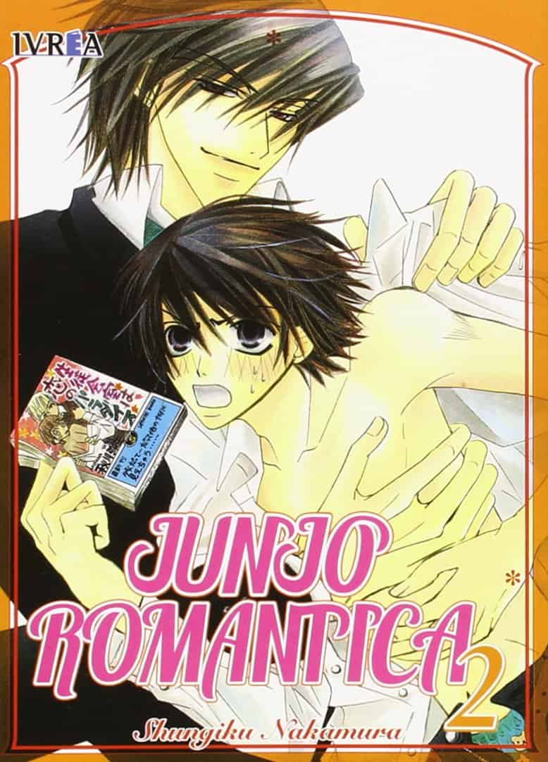 JUNJO ROMANTICA 02 (COMIC)