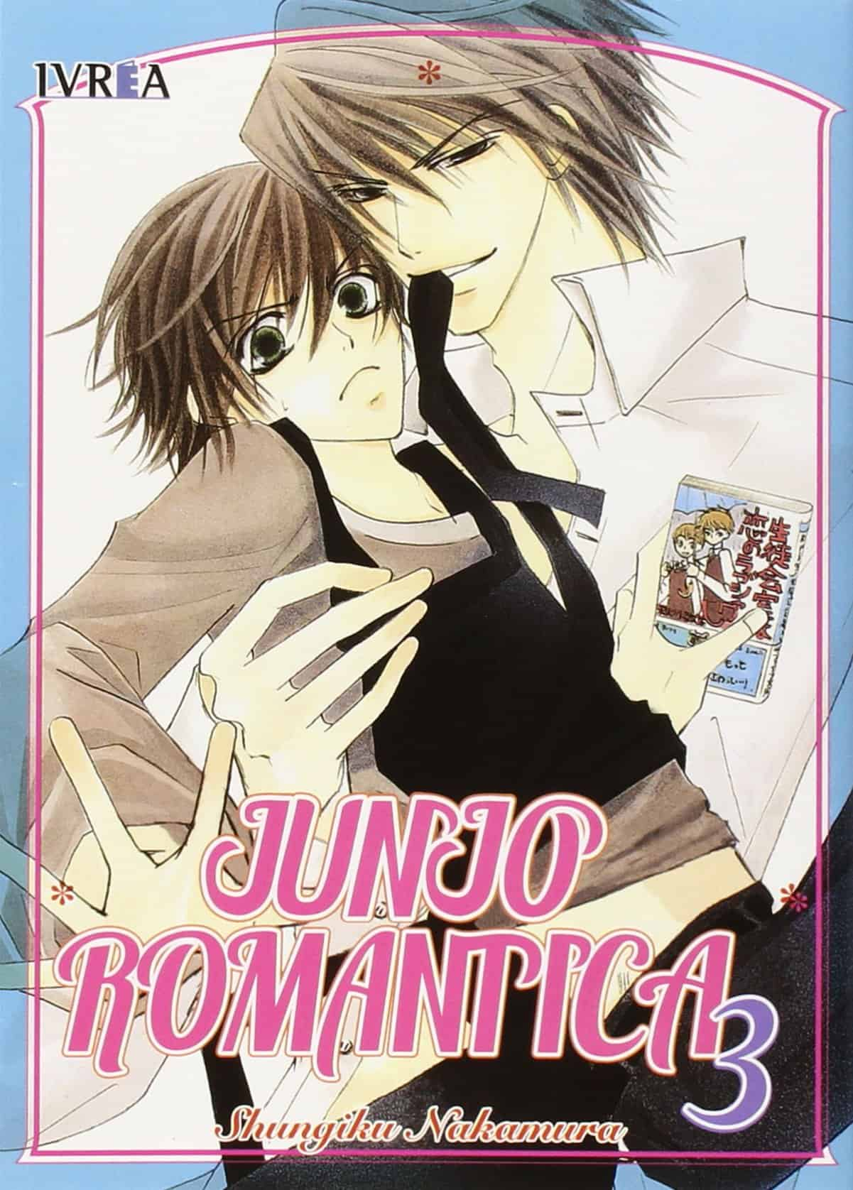 JUNJO ROMANTICA 03 (COMIC)