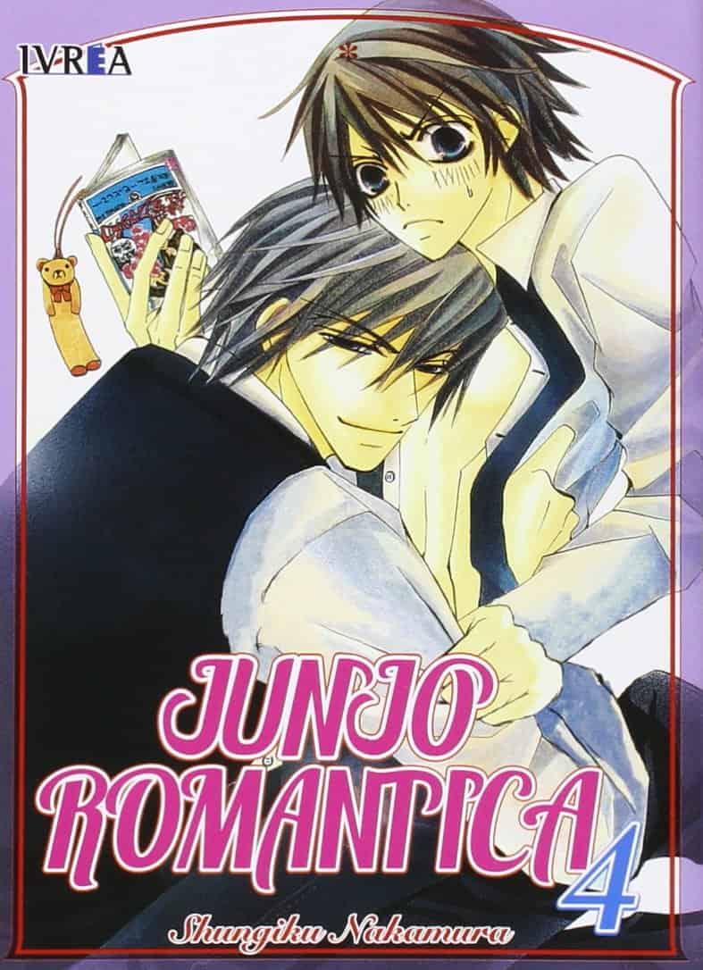 JUNJO ROMANTICA 04 (COMIC)