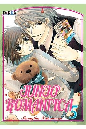 JUNJO ROMANTICA 05 (COMIC)