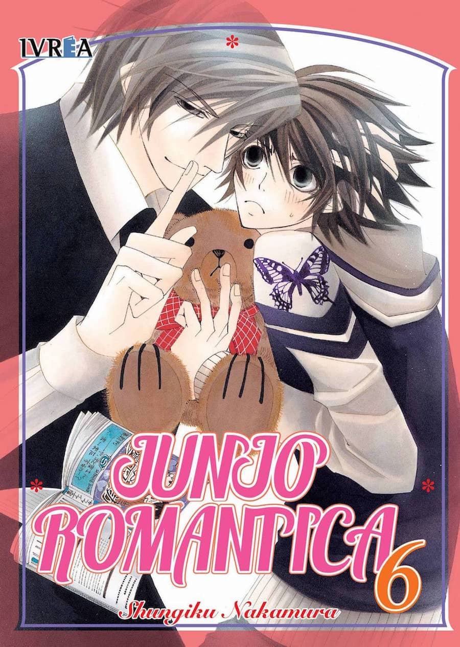 JUNJO ROMANTICA 06 (COMIC)