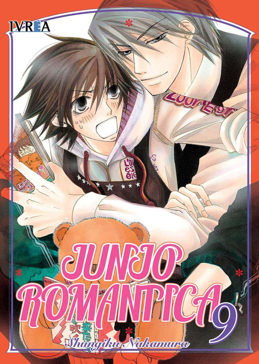 JUNJO ROMANTICA 09 (COMIC)