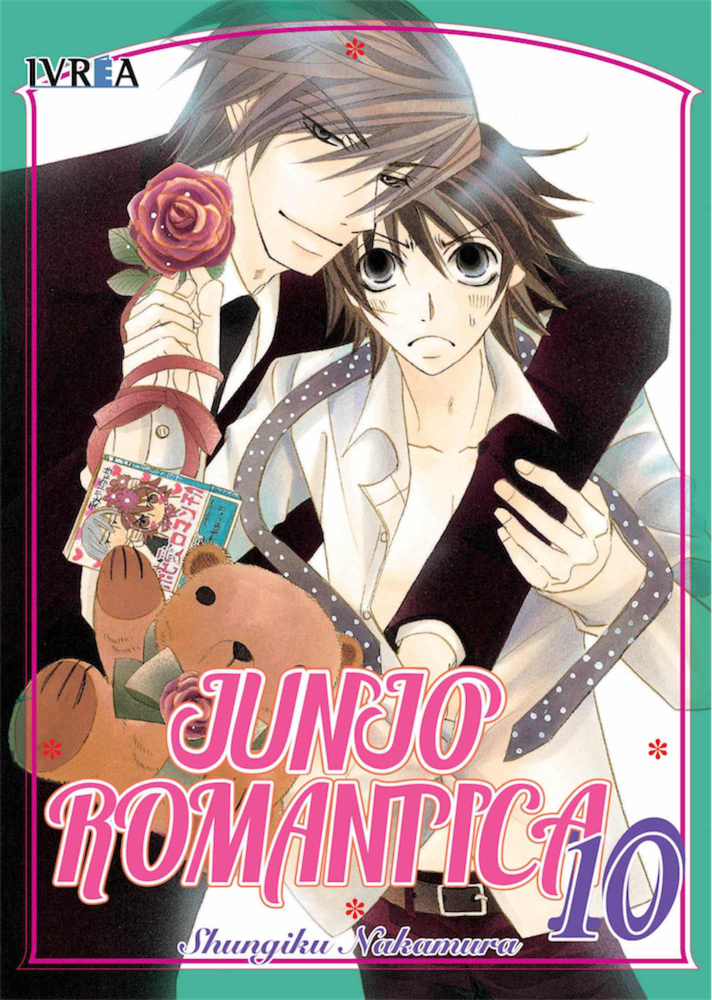 JUNJO ROMANTICA 10 (COMIC)
