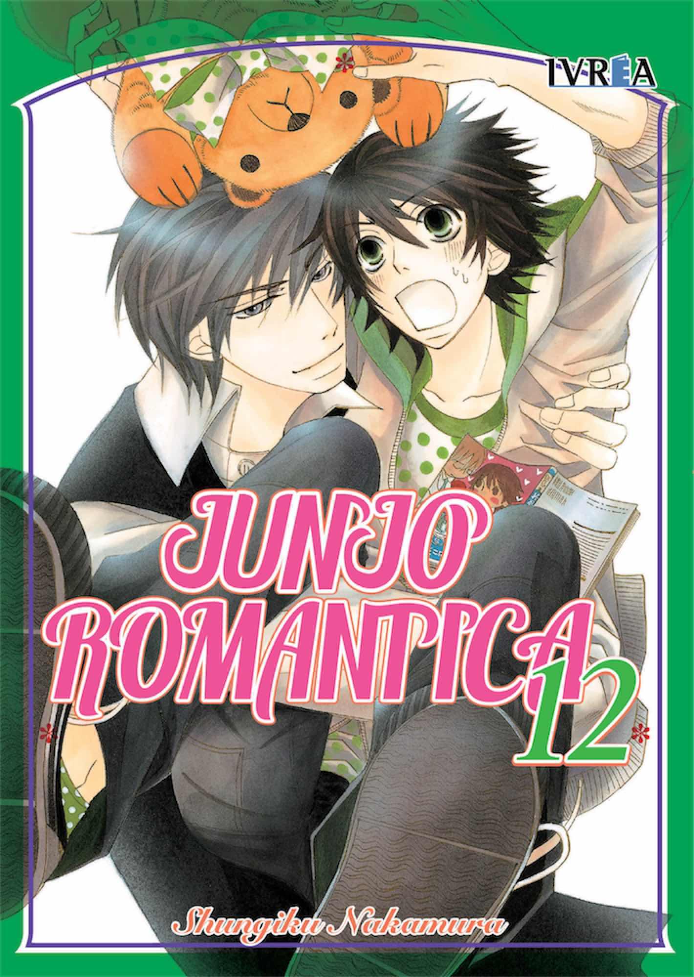 JUNJO ROMANTICA 12 (COMIC)