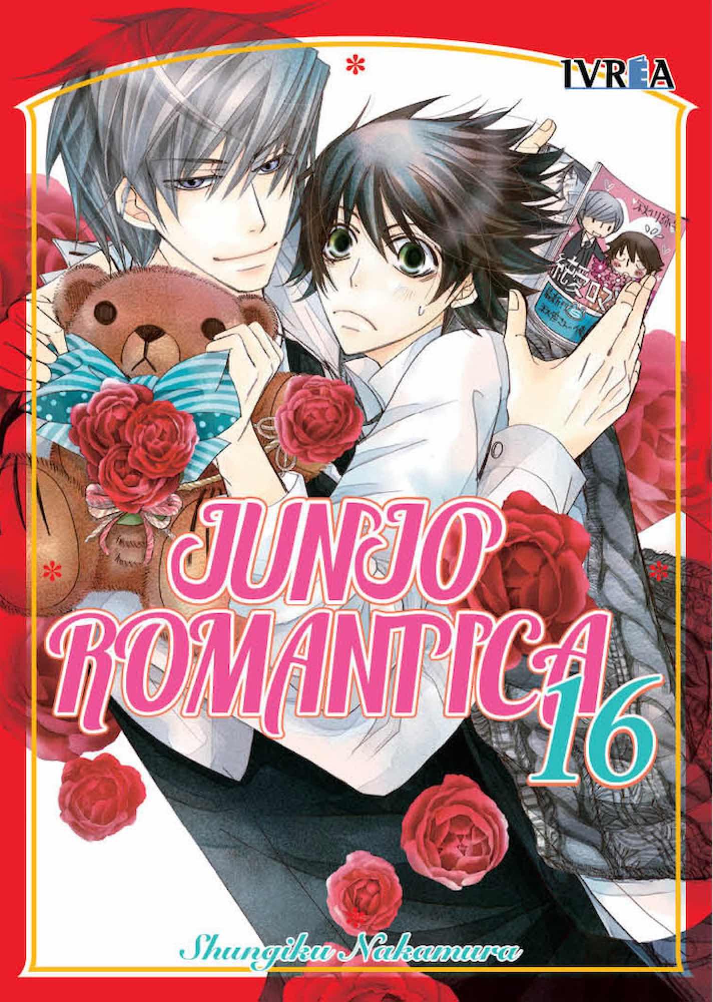 JUNJO ROMANTICA 16 (COMIC)