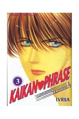 KAIKAN PHRASE 03 (MELODIA EROTICA) (COMIC)