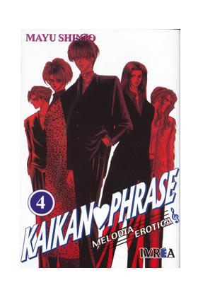 KAIKAN PHRASE 04 (MELODIA EROTICA) (COMIC)
