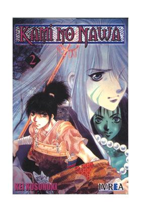 KAMI NO NAWA 02 (COMIC)