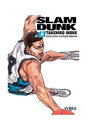 SLAM DUNK EDICION KANZENBAN 13 (COMIC)