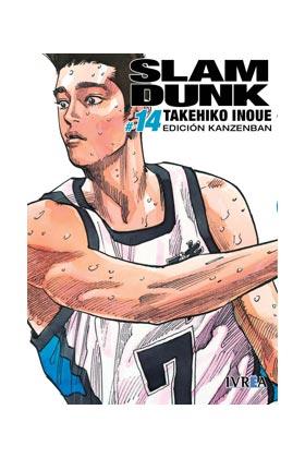 SLAM DUNK EDICION KANZENBAN 14 (COMIC)