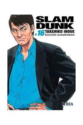 SLAM DUNK EDICION KANZENBAN 16 (COMIC)
