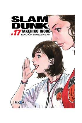 SLAM DUNK EDICION KANZENBAN 17 (COMIC)