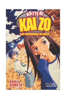 LAS GUARRADAS DE KAIZO 02 COMIC