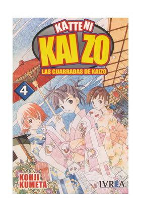 LAS GUARRADAS DE KAIZO 04 COMIC