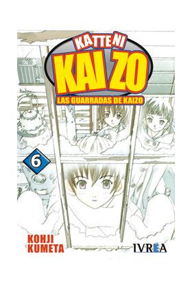 LAS GUARRADAS DE KAIZO 06 COMIC