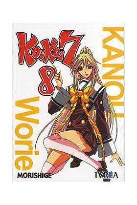 KOI KOI SEVEN 08 (COMIC) (MANGA)