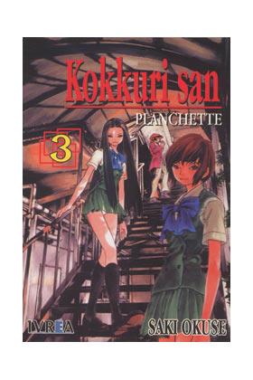 KOKKURISAN PLANCHETTE 03 (COMIC) (ULTIMO)