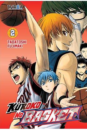 KUROKO NO BASKET 02 (COMIC)