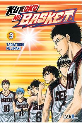 KUROKO NO BASKET 03 (COMIC)