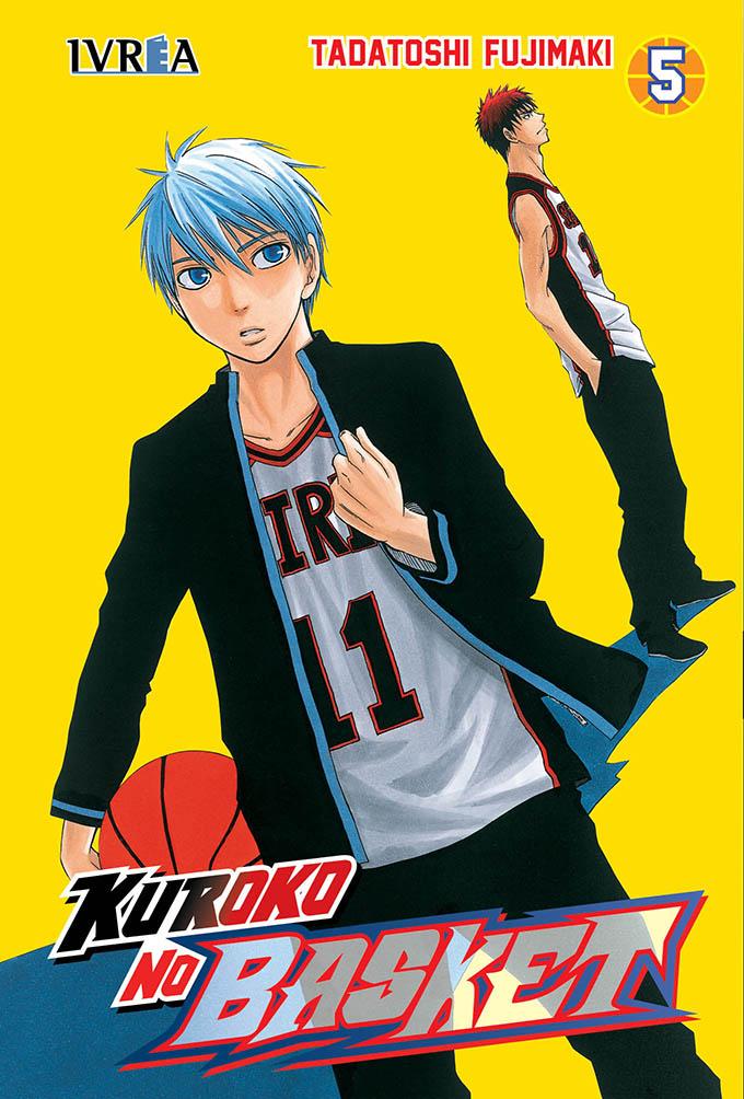 KUROKO NO BASKET 05 (COMIC)
