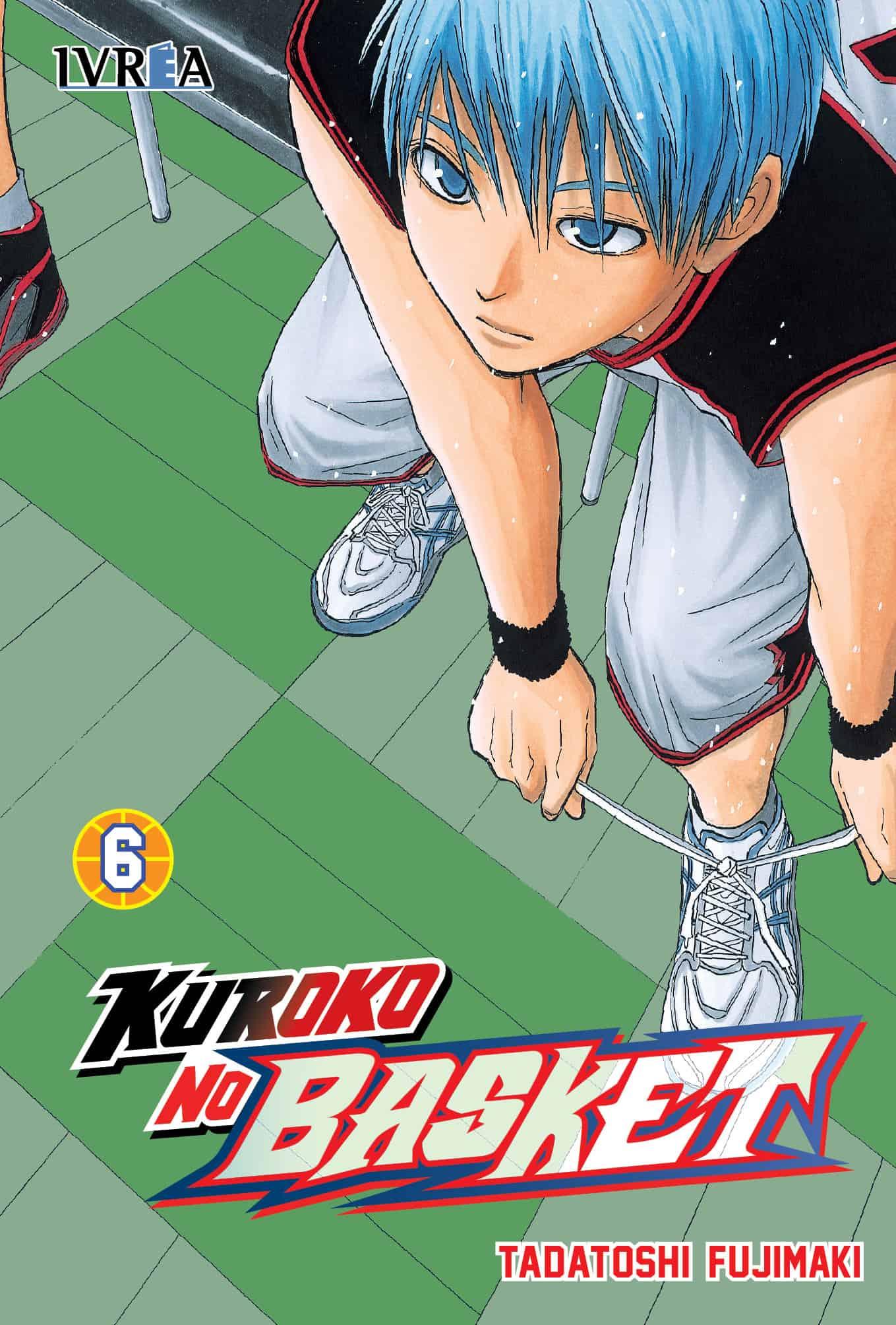 KUROKO NO BASKET 06 (COMIC)