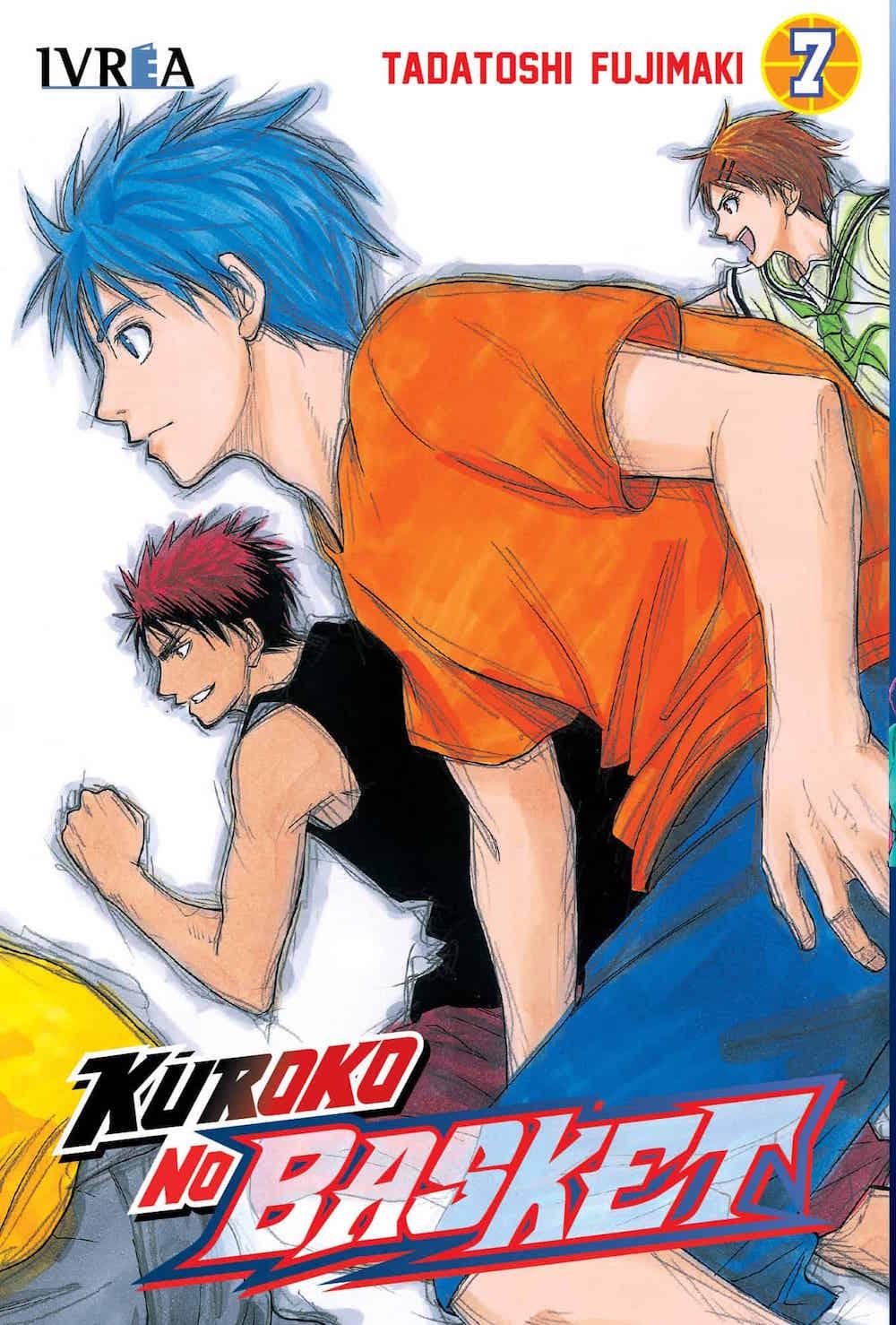 KUROKO NO BASKET 07 (COMIC)