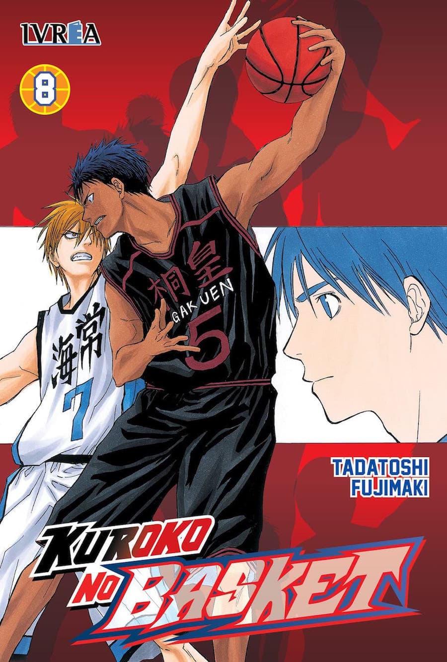 KUROKO NO BASKET 08 (COMIC)