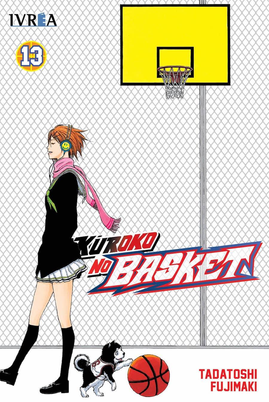 KUROKO NO BASKET 13 (COMIC)