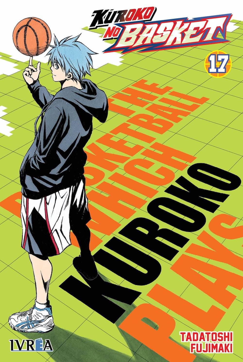 KUROKO NO BASKET 17 (COMIC)