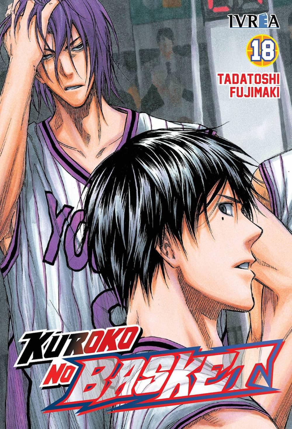 KUROKO NO BASKET 18 (COMIC)