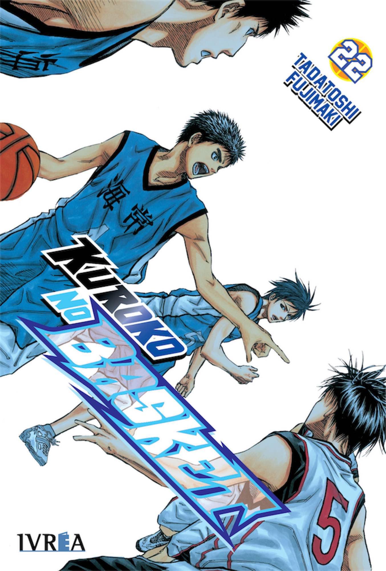 KUROKO NO BASKET 22 (COMIC)