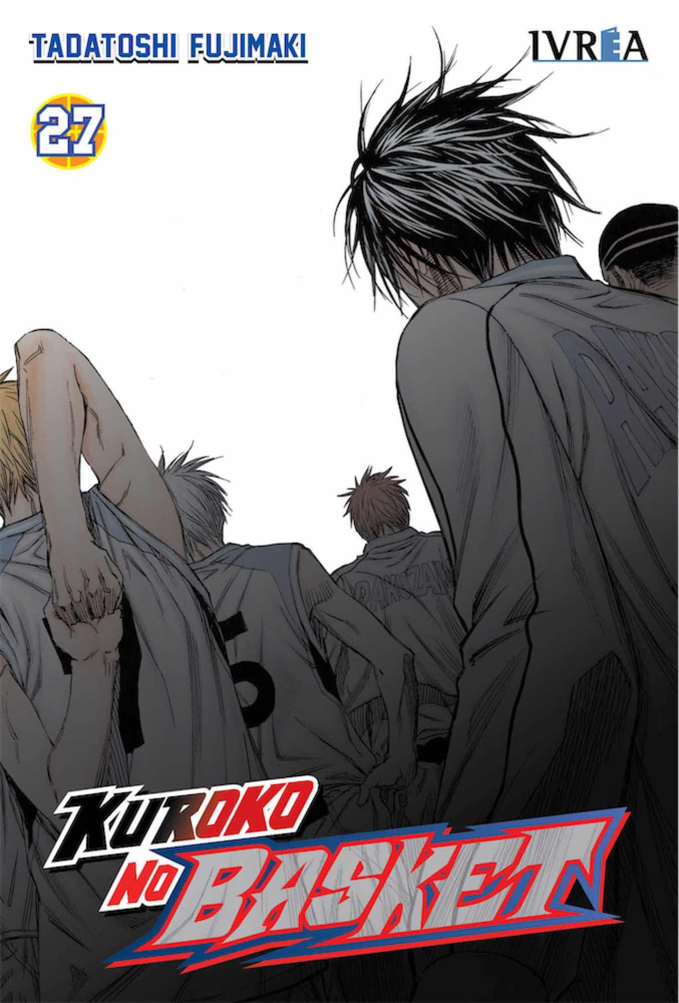 KUROKO NO BASKET 27 (COMIC)