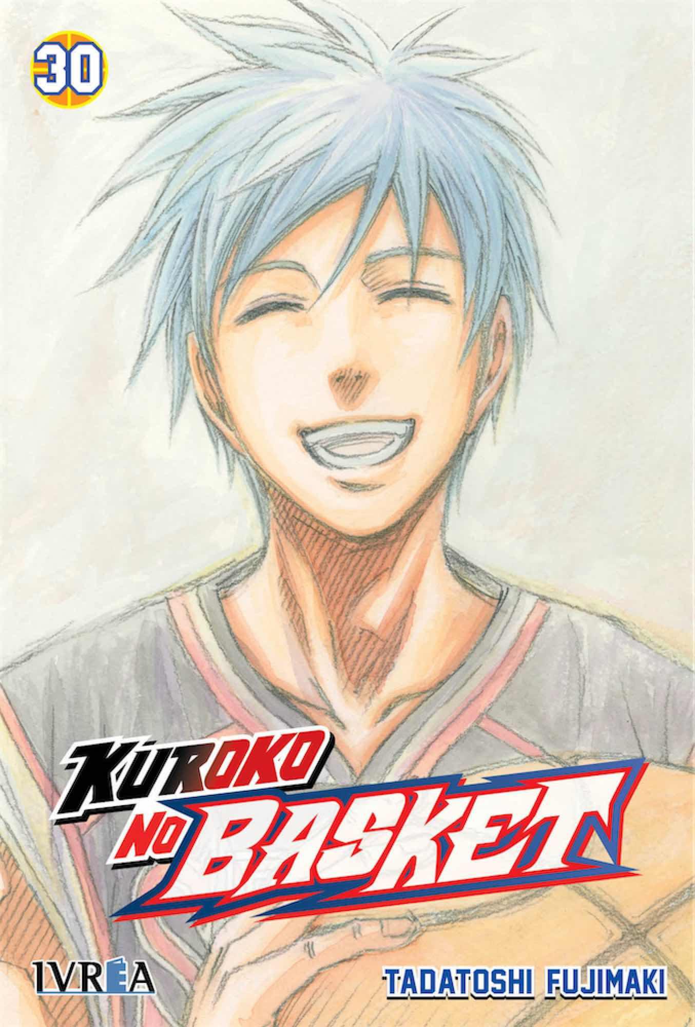KUROKO NO BASKET 30 (COMIC) (ULTIMO NUMERO)