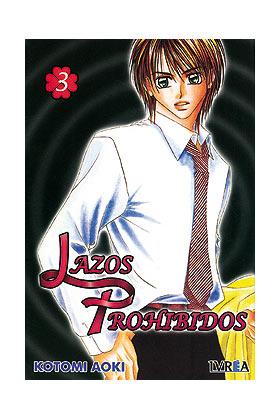 LAZOS PROHIBIDOS 03 (COMIC)