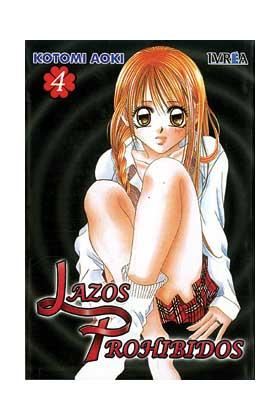 LAZOS PROHIBIDOS 04 (COMIC)