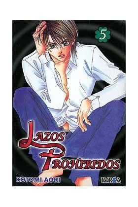 LAZOS PROHIBIDOS 05 (COMIC)