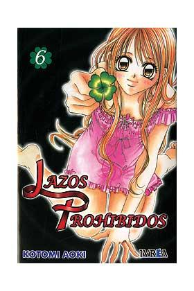LAZOS PROHIBIDOS 06 (COMIC)